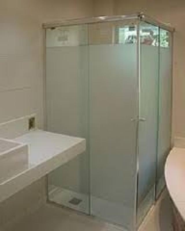 Box de Vidro para Banheiros Preço em São Bernardo do Campo - Box Banheiro Preço