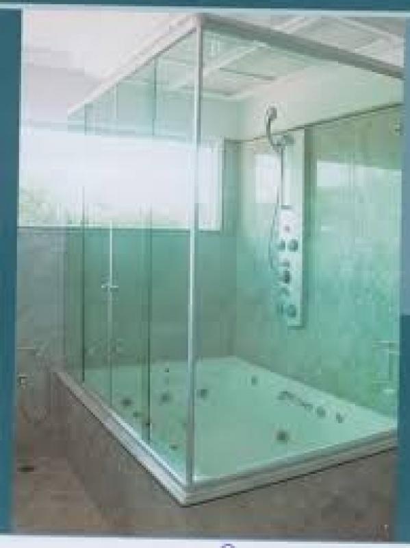 Box de Vidro para Banheiros Preços no Jardim Ângela - Box de Vidro para Banheiro Preço