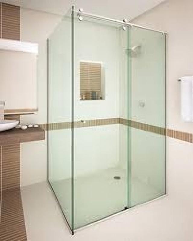 Box de Vidro para Banheiros Valores no Brooklin - Box de Vidro para Banheiro Preço