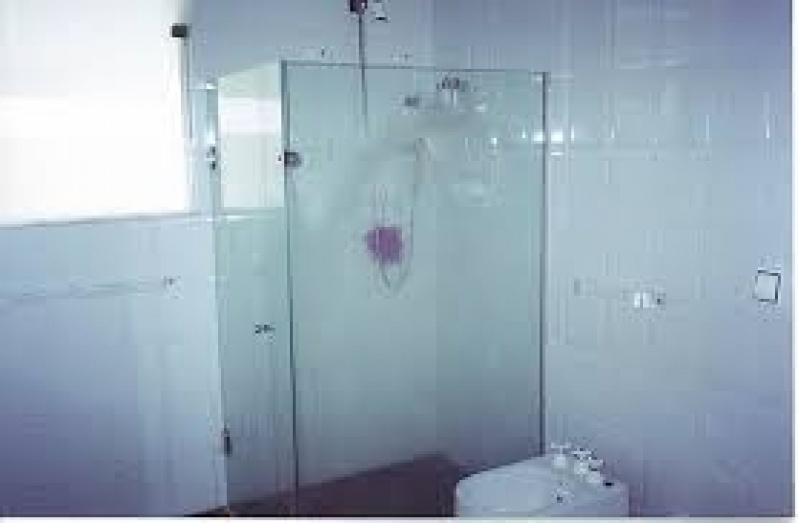 Box de Vidro Temperado Preço no Ibirapuera - Preço Box Banheiro