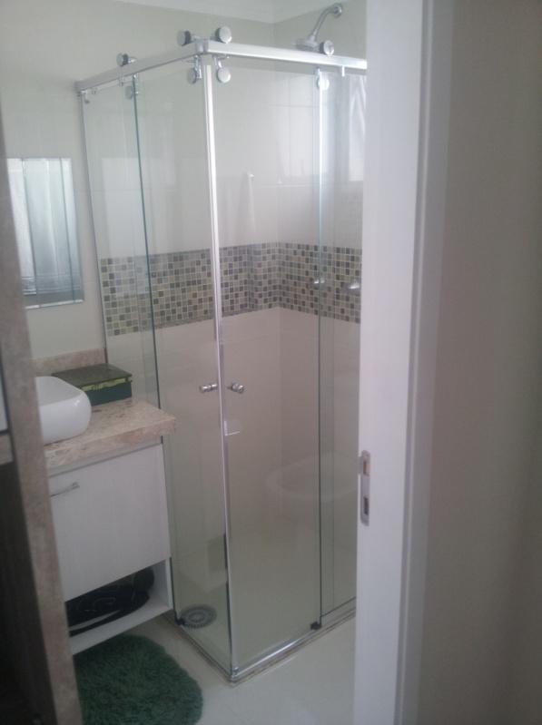 Box para Banheiro de Vidro Preço na Vila Sônia - Box de Banheiro Preço