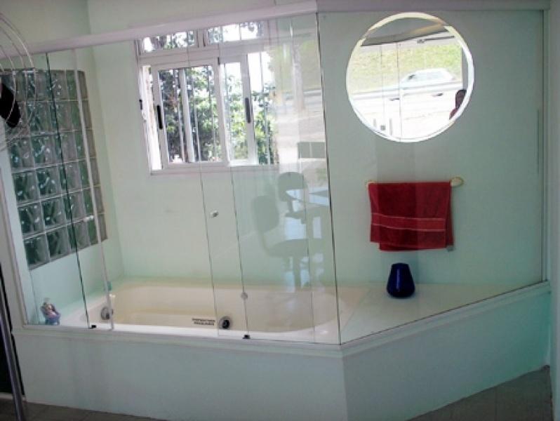Box para Banheiro de Vidro Preços na Lapa - Box de Banheiro Preço