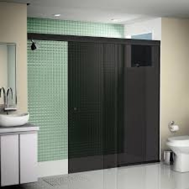 Box para Banheiro de Vidro Valores na Casa Verde - Box de Banheiro Preço