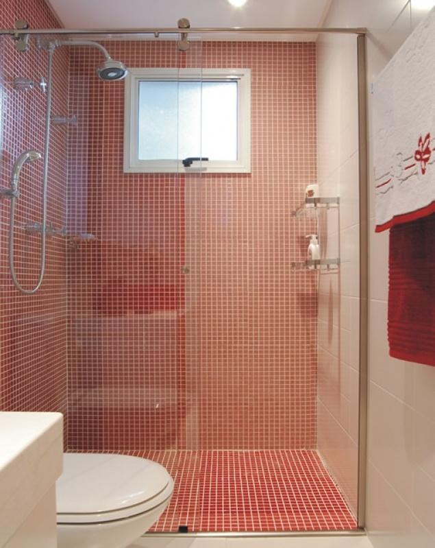 Box Vidro Banheiro na Consolação - Box de Vidro Preço