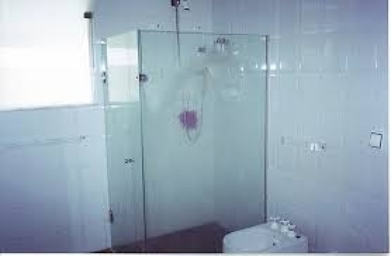 Box Vidro Banheiro na Vila Guilherme - Box Banheiro Preço