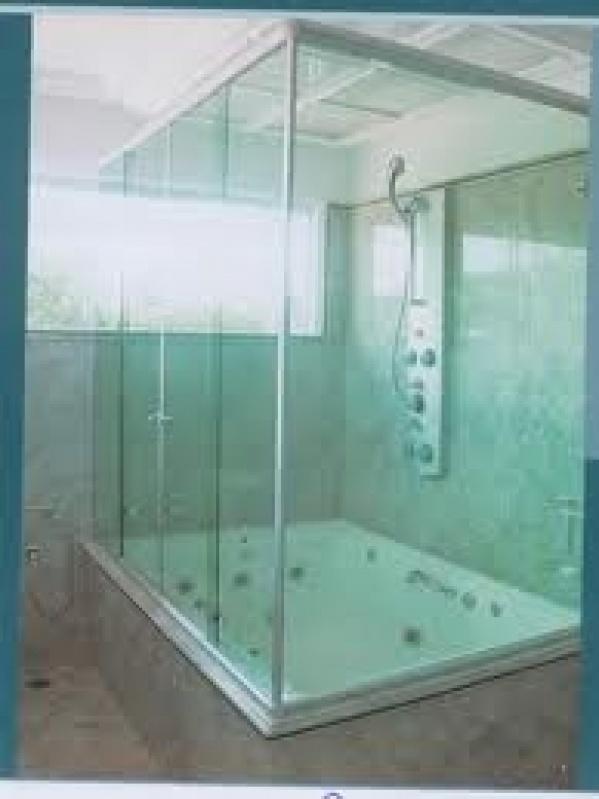 Box Vidro Banheiro Preço na República - Preço de Box para Banheiro