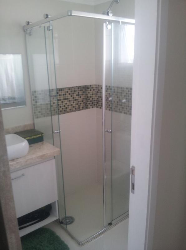 Box Vidro Banheiro Valores na Anália Franco - Preço de Box para Banheiro