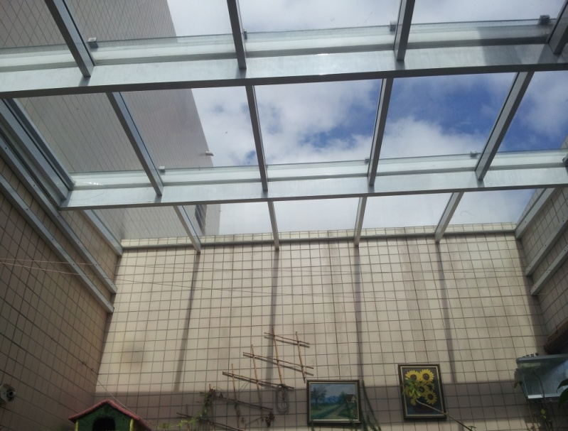 Coberturas de Vidro em Santo André
