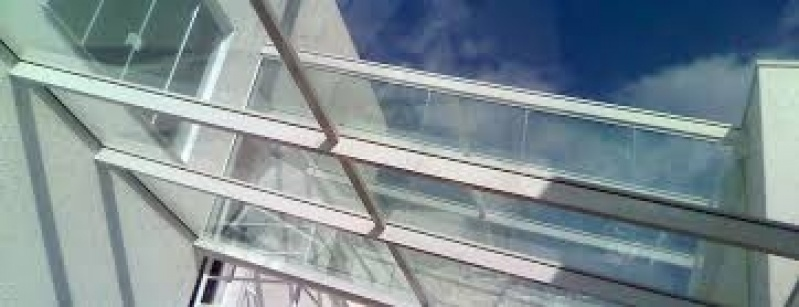 Coberturas de Vidro no ABC