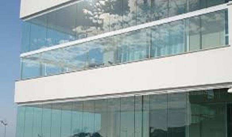 Envidraçamento de Sacada Vidro Temperados Valores na Casa Verde - Envidraçamento de Sacada em Diadema