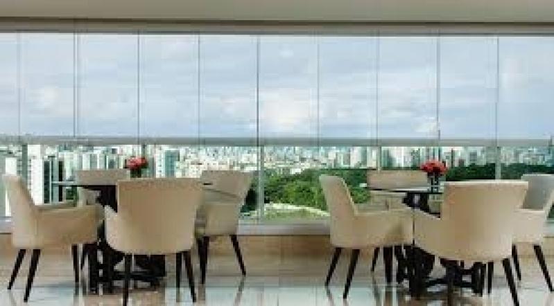 Envidraçamento de Sacadas Preços M2 em São Domingos - Envidraçamento de Sacada em Diadema