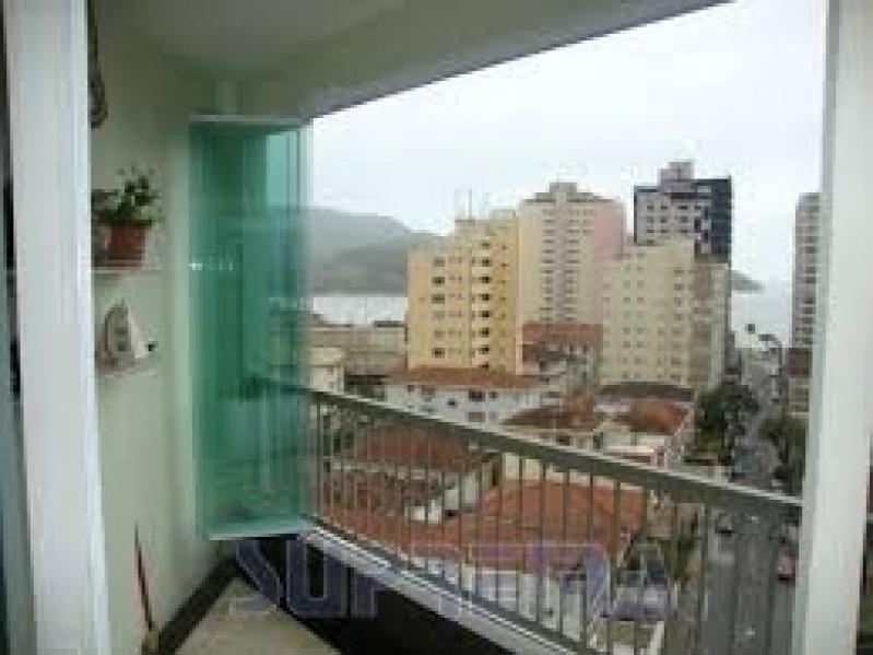 Envidraçamento de Sacadas Valores M2 em José Bonifácio - Envidraçamento de Sacada em São Bernardo