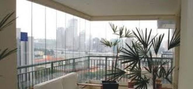 Envidraçamento de Sacadas Valores M2 no Jardim Europa - Envidraçamento de Sacada em Guarulhos