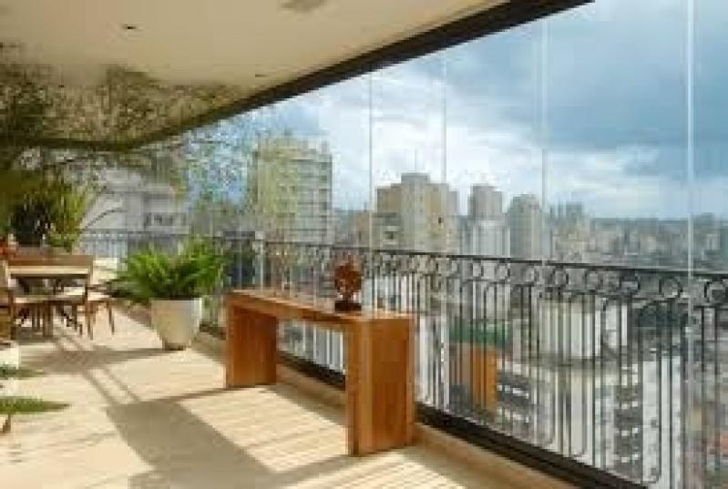 Envidraçamento de Sacadas Valores no Tucuruvi - Envidraçamento de Sacada em São Bernardo