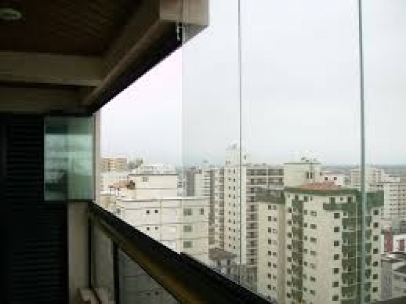 Envidraçamento Sacada Valores na Vila Prudente - Envidraçamento de Sacada em Guarulhos