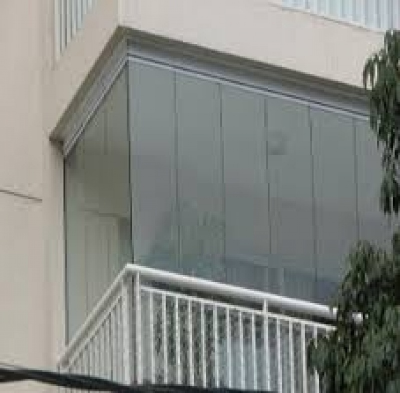 Fechamento de Sacada com Vidro Valores na Lauzane Paulista - Fechamento de Sacadas em Osasco