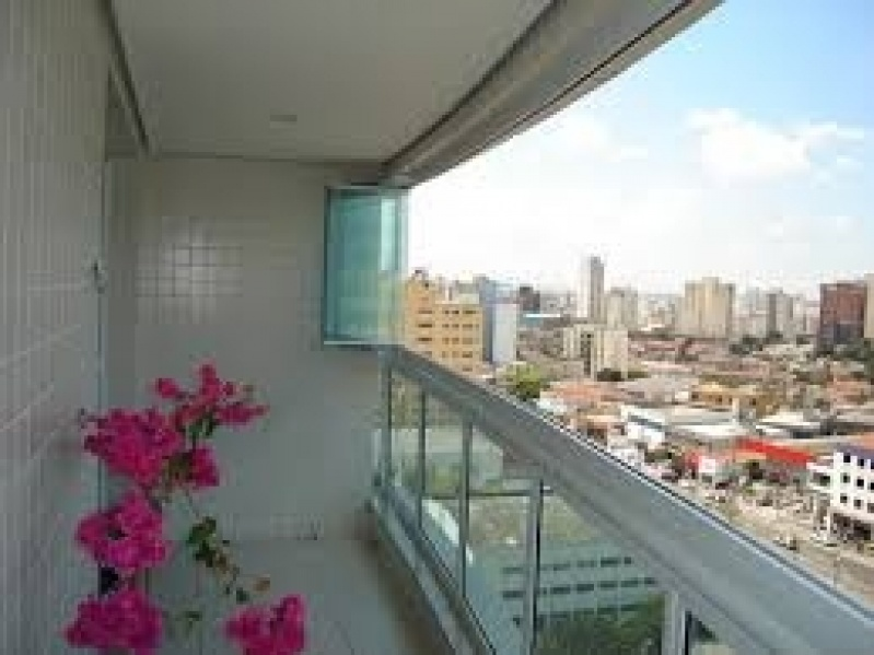 Fechamento de Sacada em Vidro Preços na Cidade Tiradentes - Fechamento de Sacadas em São Bernardo