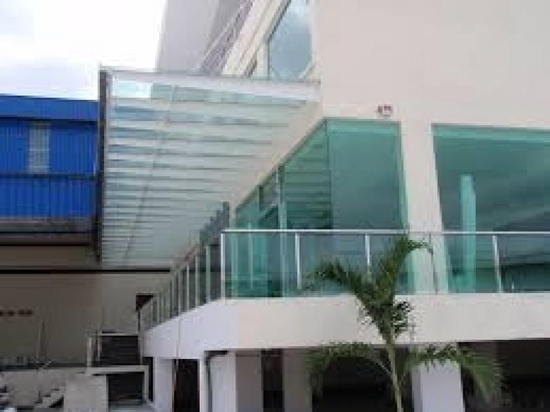 Fechamento de Sacada em Vidro Valor em São Caetano do Sul - Fechamento de Sacada em Vidro