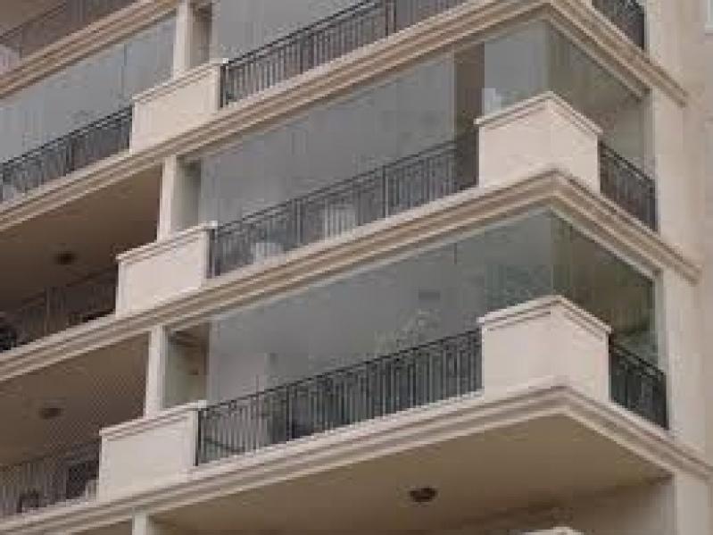 Fechamento de Sacada em Vidro Valores na Vila Gustavo - Fechamento de Sacadas com Vidros