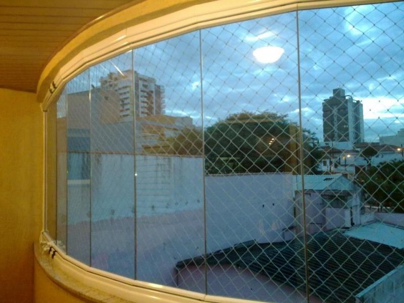 Fechamento de Sacadas com Vidro na Anália Franco - Fechamento de Sacadas SP