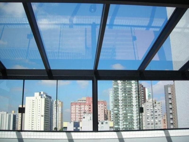 Fechamento de Sacadas com Vidro Preço no Campo Grande - Fechamento de Sacadas SP