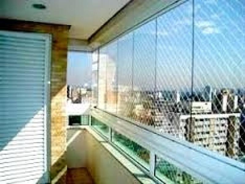 Fechamento de Sacadas com Vidros Valor em Diadema - Fechamento de Sacadas em São Caetano