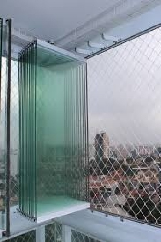 Fechamento de Sacadas com Vidros Valores em Santana - Fechamento de Sacadas com Vidros