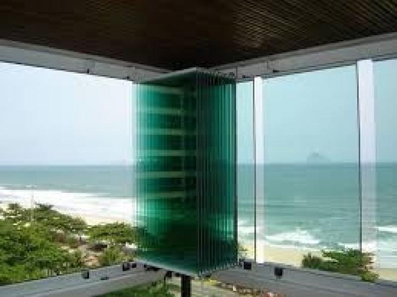 Fechamento de Sacadas em Vidro Preço no Jardim Iguatemi - Fechamento de Sacadas em Vidro