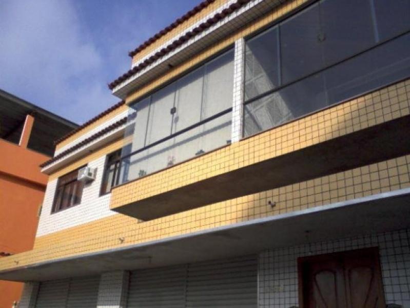 Fechamento de Sacadas em Vidro Preços na Vila Matilde - Fechamento Sacada Vidro