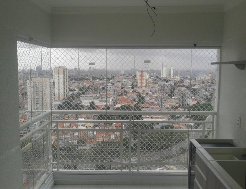 Fechamento de Sacadas em Vidro Preços na Vila Sônia - Fechamento de Sacadas em São Bernardo