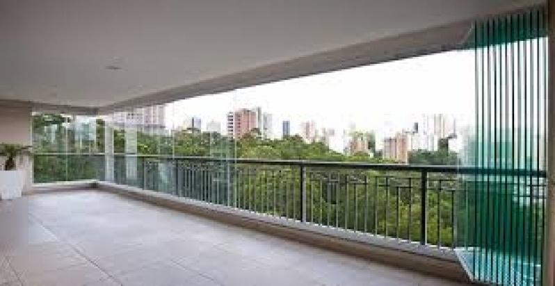Fechamento de Sacadas em Vidro Valor na Casa Verde - Fechamento Sacada Vidro Preço