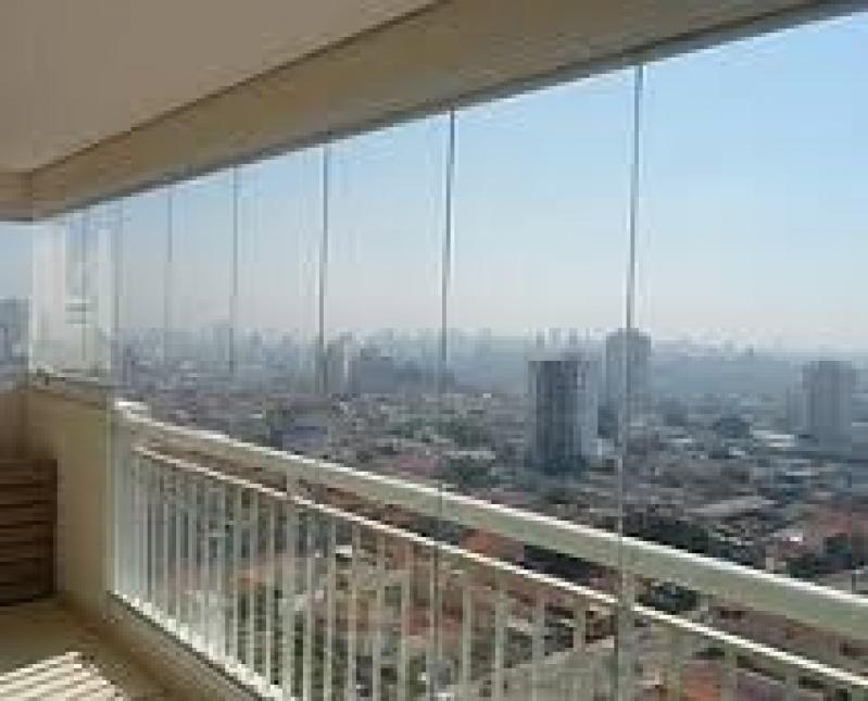 Fechamento Sacada com Vidro em São Domingos - Fechamento Sacada Vidro Preço
