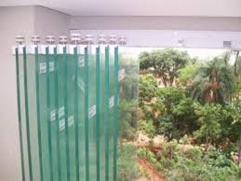Fechamento Sacada Vidro no Parque São Lucas - Fechamento Sacada Vidro