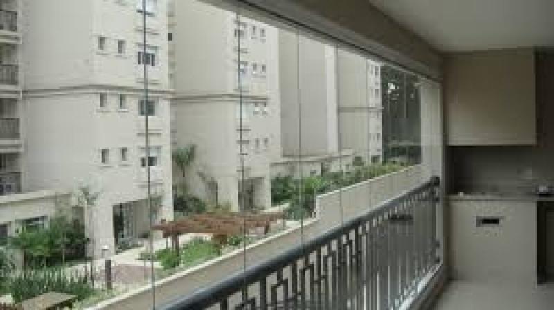 Fechamento Sacada Vidro Valor em Itaquera - Fechamento de Sacadas em Santo André