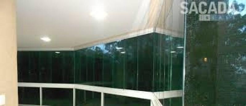 Fechamento Sacadas Vidro Valor em Guianazes - Fechamento Sacada Vidro Preço