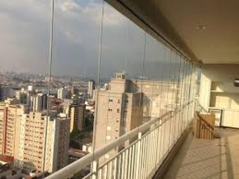 Fechamentos de Sacadas com Vidro Preços em Aricanduva - Fechamento de Sacadas em São Bernardo