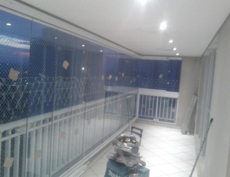 Fechamentos de Sacadas com Vidro Preços em Santo André - Fechamento Sacada Vidro Preço
