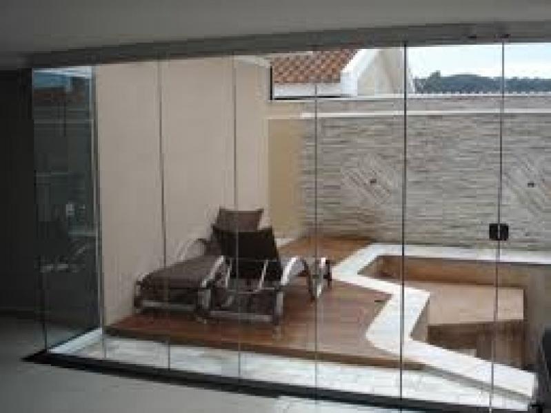 Fechamentos de Sacadas com Vidro Preços na Barra Funda - Fechamento de Sacada com Vidro