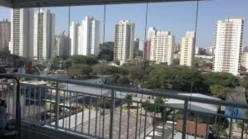 Fechamentos de Sacadas com Vidro Valor na Vila Leopoldina - Fechamento de Sacadas SP