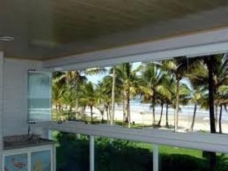 Fechamentos de Sacadas com Vidro Valor na Vila Mariana - Fechamento de Sacadas em Diadema