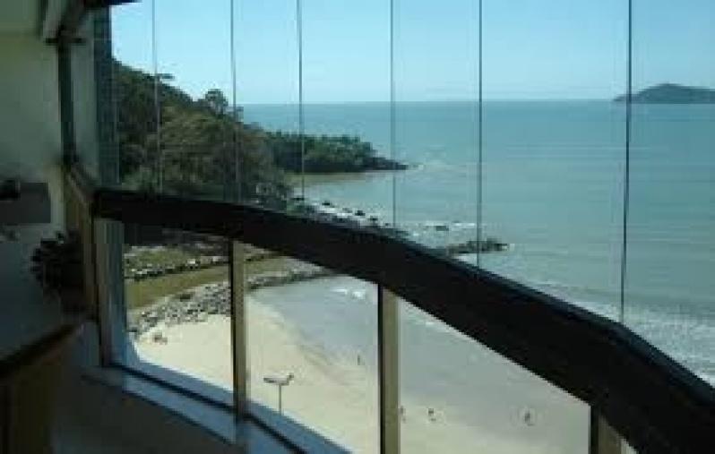 Fechar Sacada com Vidro Valor em José Bonifácio - Vidros em Sacadas
