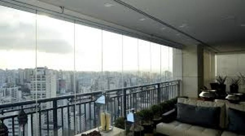 Fechar Sacada com Vidro Valores na Vila Matilde - Sacada Fechada com Vidro