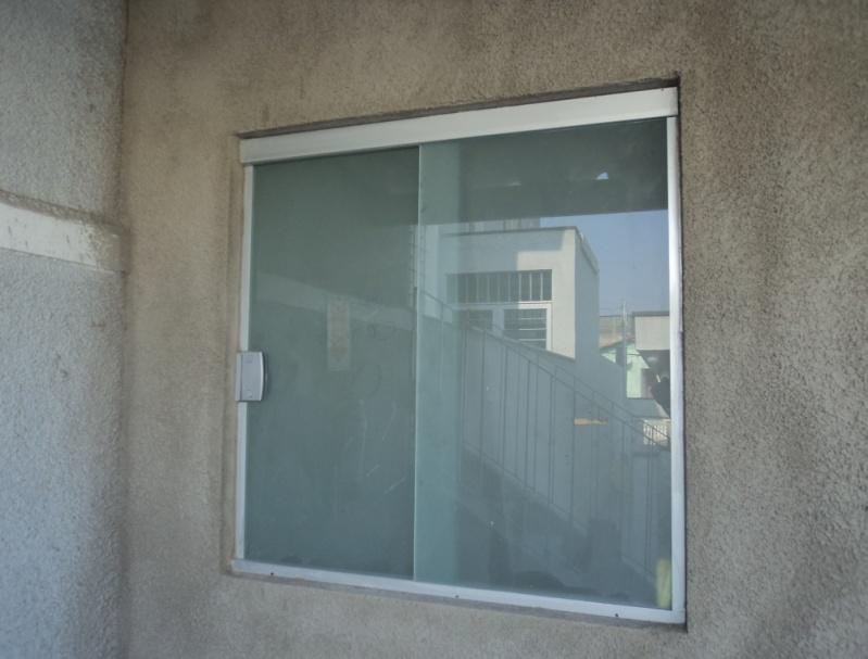 Janela de Vidro Preços no Parque do Carmo - Janela de Vidro Temperado Preço