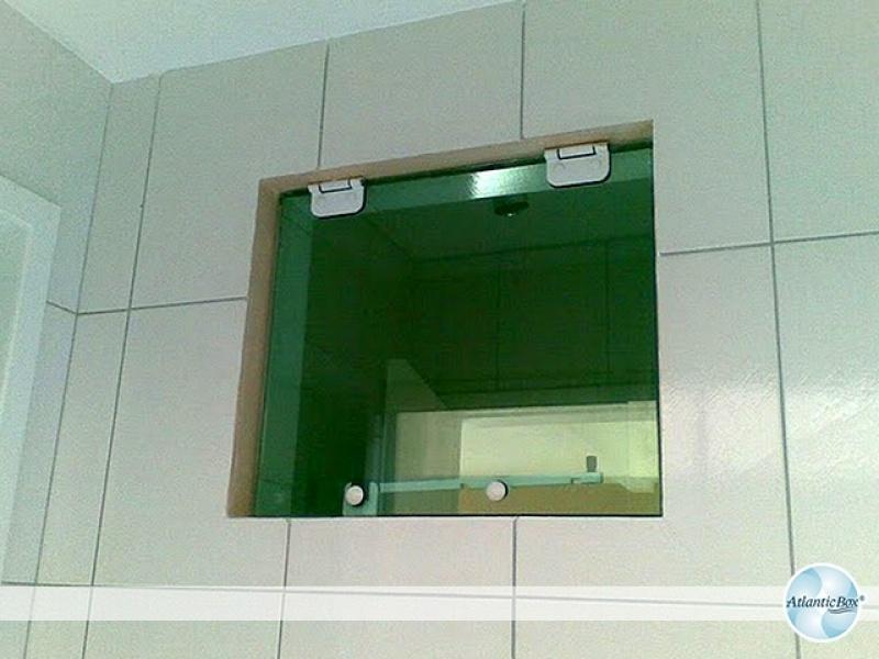 Janela de Vidro Temperado Valor em Santo André - Janelas de Vidro Preços