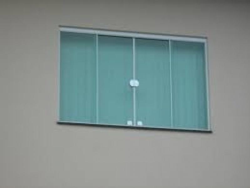 Janela de Vidro Valores na Ponte Rasa - Janela de Vidro Preço