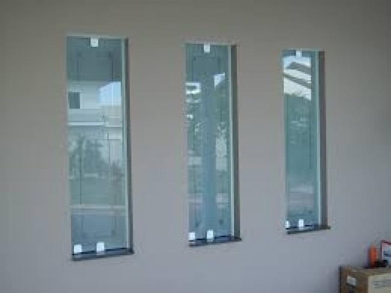 Janelas de Vidro Preços no Jardim Ângela - Janelas de Vidro Temperado Preço