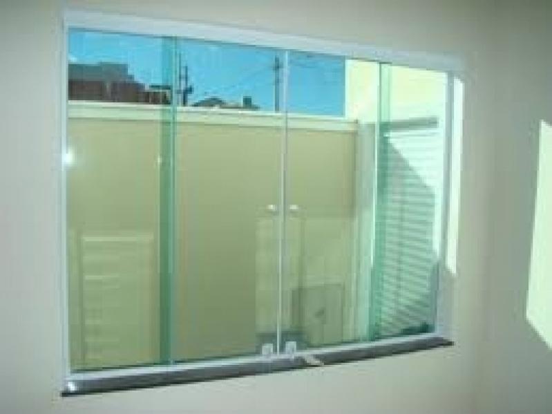 Janelas de Vidro Temperado Valor no Campo Grande - Janelas de Vidro Preços