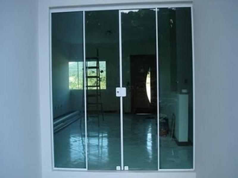 Janelas de Vidro Valor na Casa Verde - Janelas de Vidro Preços