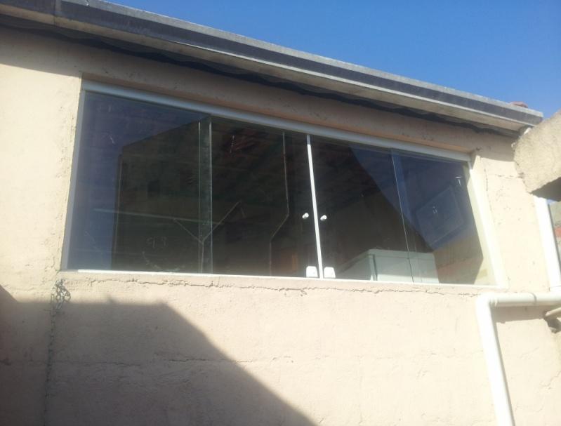 Janelas de Vidro Valores em Aricanduva - Janelas de Vidro Temperado Preço