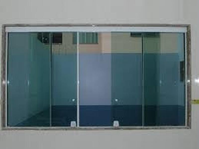 Janelas de Vidro Valores na Lauzane Paulista - Janela de Vidro Temperado Preço